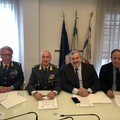Sinergia tra  Regione Puglia e Guardia di Finanza