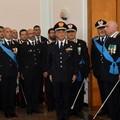 Carabinieri, cambio al vertice della Legione