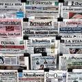 Copie pirata dei quotidiani diffuse in chat