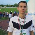 Luca Silvestri primo ai Giochi Sportivi Studenteschi  Nazionali