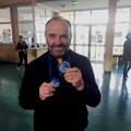 Felice Messina campione regionale Master di nuoto