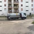 Ripresi i lavori alle palazzine di via Cagliari