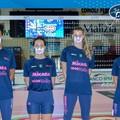 Sansonna è ripartita con la Igor Volley Novara