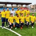 Cinquina del Canusium Calcio