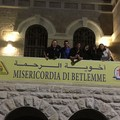Volontari delle Misericordie nei Musei Vaticani e Betlemme