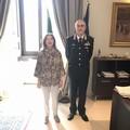 Il Prefetto accoglie  il Comandante Interregionale dei Carabinieri