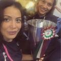 Sansonna:Campione d'Italia con Igor Volley Novara