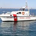 Nuova destinazione per  la motovedetta CP 520