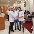 Secondo posto per lo chef Sabino Scolletta