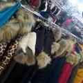 Capi di abbigliamento illegali provenienti dalla Cina