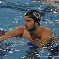 Michele Sassi, tre medaglie al collo