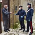 I Carabinieri consegneranno le pensioni agli anziani
