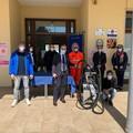 UNITALSI  Andria dona al 118 un macchinario per la sanificazione