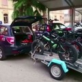 """Sequestri di biciclette elettriche """"elaborate"""""""