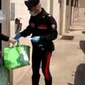 La sensibile solidarietà dei Carabinieri