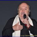 Lino Banfi alla presentazione del nuovo sito internet ARPA Puglia