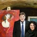 """A Parma """"La Sinfonia in rosso"""" di Kataos"""