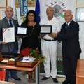 Nicla Basso premiata dai Cavalieri della Repubblica