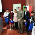 """L' Esercito premia gli studenti della """"Marconi"""""""