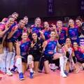 Quarto posto per l'Igor Volley Novara