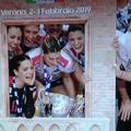 Sansonna vince la Coppa Italia con l'Igor Gorgonzola Novara