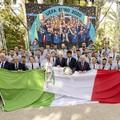 I giocatori della Nazionale: Cavalieri al Merito della Repubblica Italiana