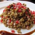 Il «grano dei Morti» a tavola