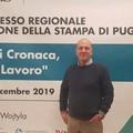 Paolo Pinnelli nel Direttivo di Assostampa Puglia