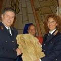 Due opere donate alla Polizia