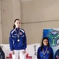 Azzurra Sinesi va ai Campionati italiani di Karate