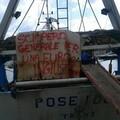 Pescatori pugliesi in protesta a Bari