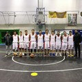 In campo l'A.S.D. Canusium Basket