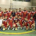 Prima vittoria per la Polisportiva Popolare contro l'A.S.D. ASEM Volley Bari