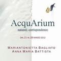 Mostra di arte contemporanea AcquArium