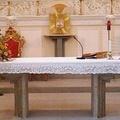 L'altare non è un palcoscenico