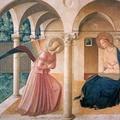 Il  nobile  triclinio dell'Annunciazione