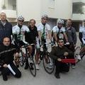 Terza tappa del Giro dell'Arcobaleno UISP a Canosa di Puglia