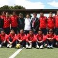 Partita amichevole di calcio per il 1° Trofeo a sostegno dell'occupazione