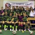 ASD Diomede Volley vs  Nuzzicaseificiomacelleria: risultato finale di 3-0