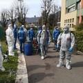 La difesa CBRN per limitare la diffusione del corona virus