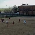 Il Canosa vince in trasferta e batte l'Apricena per 2-0