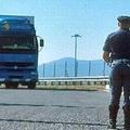 Controlli sulle strade, in Puglia irregolari 2 mezzi pesanti su 5