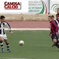 Canosa - Fortis Trani 1-0