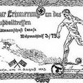11 Agosto 1943, il Canosa giocò contro la Germania!