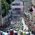 Se il passaggio del Giro a Canosa è come il passaggio del Rex