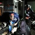 Furti d'auto: maxi operazione dei Carabinieri