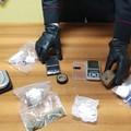 Canosa: un arresto per droga