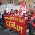 Cgil Bat, 14 novembre sciopero generale per il lavoro e la solidarietà contro l'austerità