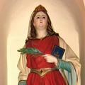 Riscoperta la Triplice Cinta nella Chiesa di S.Caterina