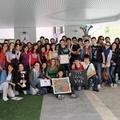 I Colori della Vita dipinti dai giovani del Liceo Scientifico di Canosa a San Giuliano di Puglia